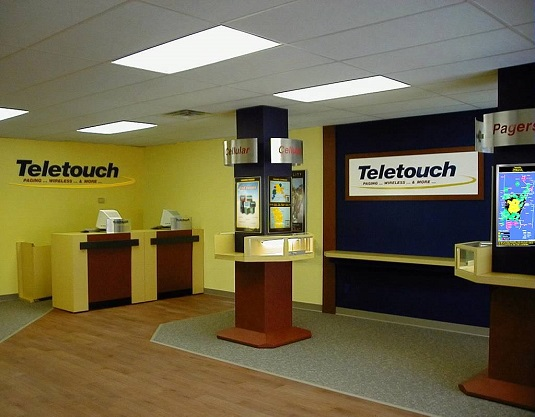 Texas, TeleTouch, Telephone Store