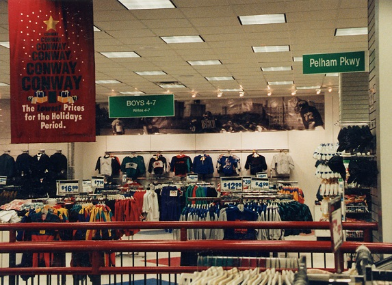 New York, NY, Conway, Discount Store, Discount Store Design, Discount Graphics