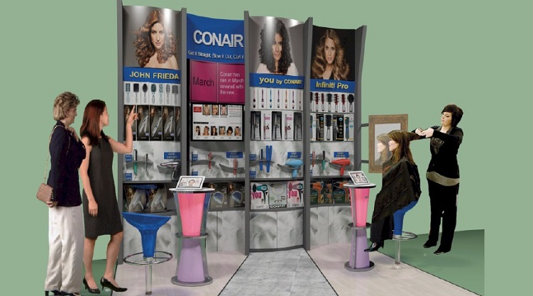 Nationwide, Conair, Department Store, Department Concept, Department Store Display